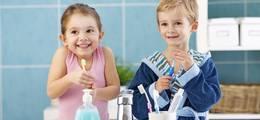 Acidolac artykuł - Jak zachęcić dzieci do mycia zębów