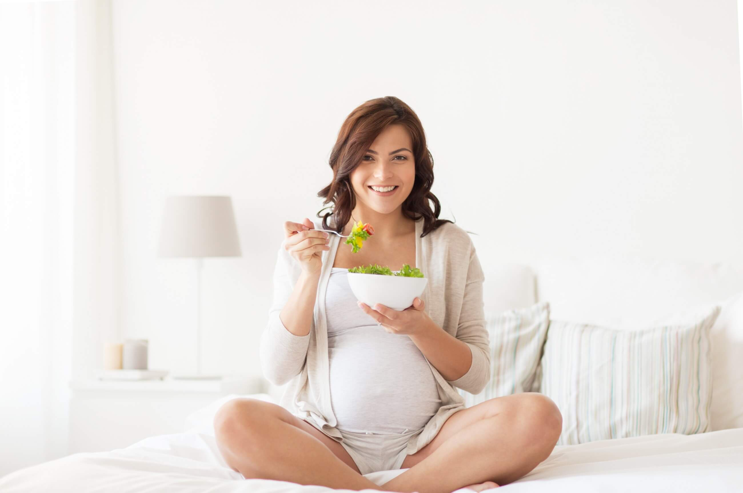 Dbanie o jelita w ciąży