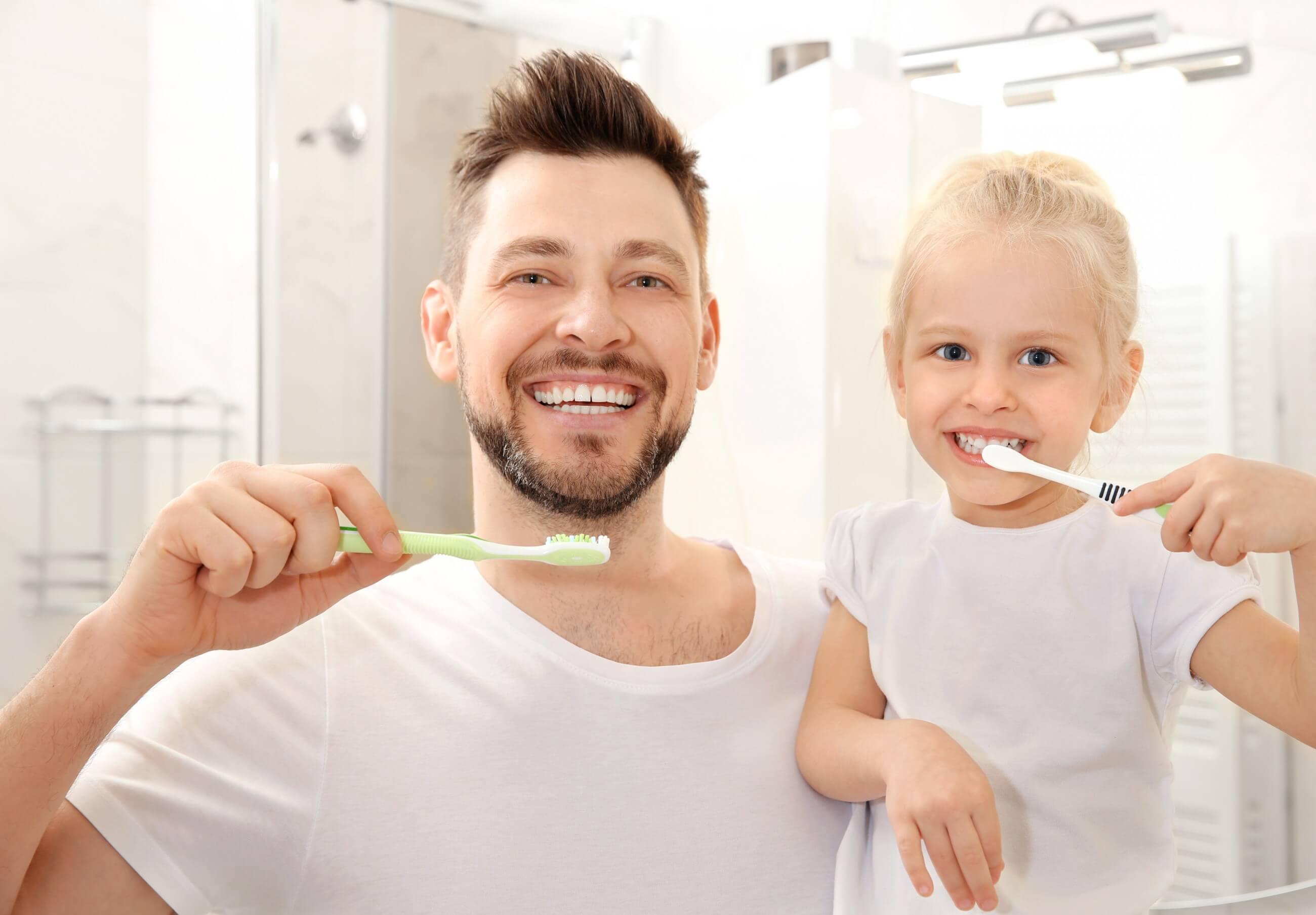 Przygotowanie dziecka do dentysty